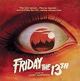 Harry Manfredini: Friday The 13th - 1980 Original Score (Colored Vinyl, 180g) Vinyl LP
