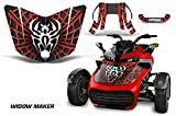 AMR Racing Graphics Can-Am Spyder F3 Roadster Vinyl Wrap ...