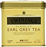 Twinings Classics Earl Grey Tea Loose Tea 3.53 oz Tin