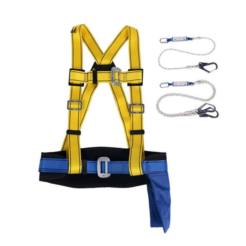 WEATLY Suministros de arnés para montañismo de Escalada Arneses de ...