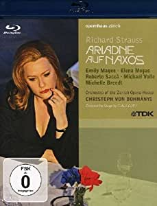 Strauss: Ariadne Auf Naxos [Blu-ray] [2009]