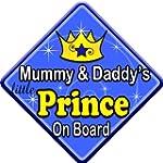 SWIRL MUMMY & DADDY'S LITTLE PRINCE O...