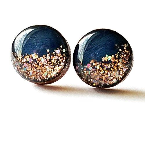 Hand Painted Earrings Jewelry - 1