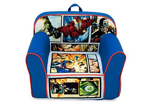 Delta Children Marvel Avengers Foam Snuggle Chair