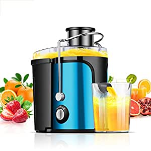 Ozigwpa3 Juicer- Exprimidor automático de Frutas y Verduras ...