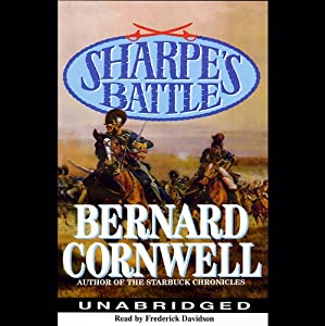 Sharpe's Battle Audiobook