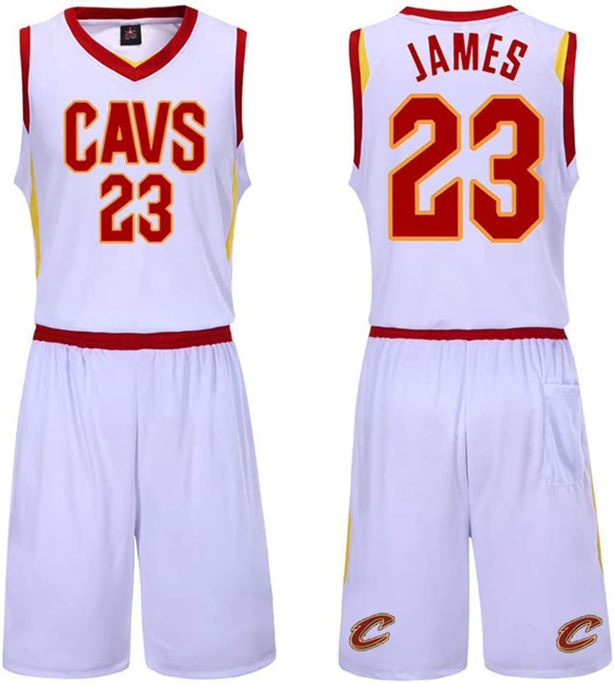 HSWU-DRESS NBA Cleveland Cavaliers Lebron Raymone James # 23 ...