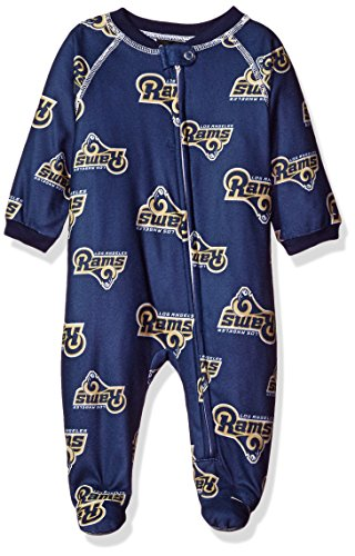 NFL boys NFL born & Infant Team Logo Coverall from SteelerMania