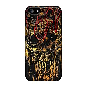 Premium Durable Korn Fashion Tpu Iphone 5/5s Protective Case Cover