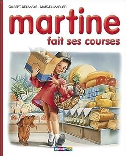 """Résultat de recherche d'images pour """"Martine fait les courses"""""""