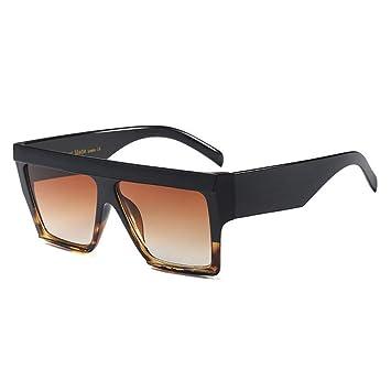 SUNNYJ Gafas De Sol Gafas Cuadradas Gafas De Sol De Gran ...