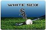GameWear Chicago White Sox Baseball Pet Bowl Mat, Large