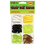 Mister Twister Curly Tail Lure 78-Piece Kit