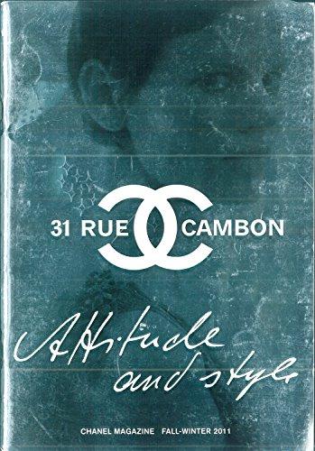 Chanel Cambon (Chanel Magazine Fall-Winter 2011 / 31 Rue Cambon)