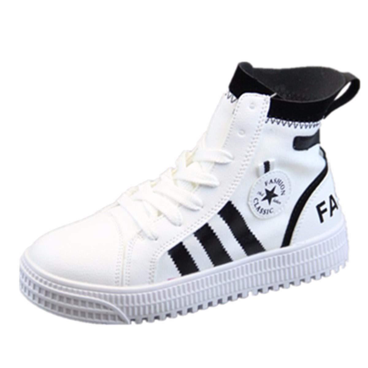 KPHY Damenschuhe High - School - Schüler Schuhe Schuhe Leinwand Hip - Hop - Damenschuhe.