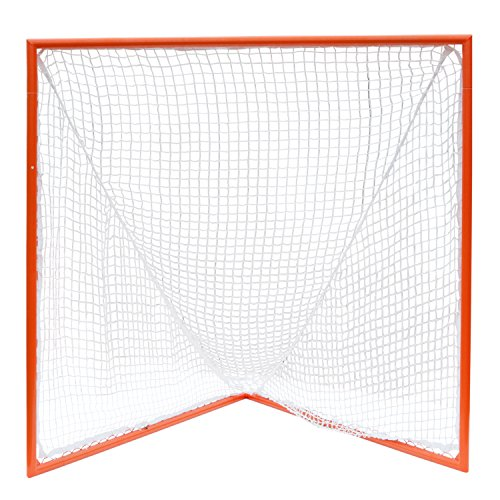 Champion Sports Professional Lacrosse Goals: 6x6 Feet Mens & Womens Pro Plus Goal