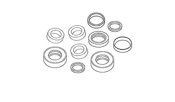 441 780 Models Interchangeable with 170-32846 342 170-33876 One New Cylinder Seal Kit Fits CT Owatonna 190-32386 345 GG190-32386-A ST Owatonna 125 552 440 Owatonna GG190-32386