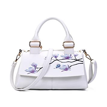 f5c09c52e269 Stylish print ladies handbag
