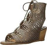 Dolce Vita Women's Lamont Olive Leather Shoe