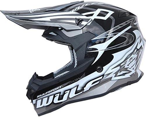 Wulf Sceptre Motocross Helmet