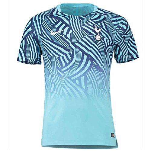 - NIKE 2018-2019 Tottenham Pre-Match Training Shirt (Blue)