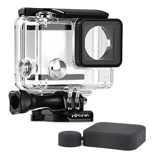 SOONSUN Standard Waterproof Dive Housing Case for GoPro for sale  Delivered anywhere in USA