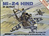 Mi-24 Hind in Action, Hans-Heiri Stapfer, 0897472039