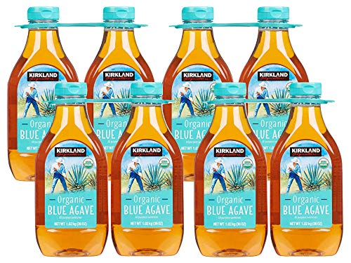 Kirkland Signature Organic Blue Agave 36 oz, (Pack of 8) by Dealmor (Image #1)