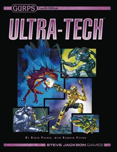GURPS Ultra Tech David L Pulver product image