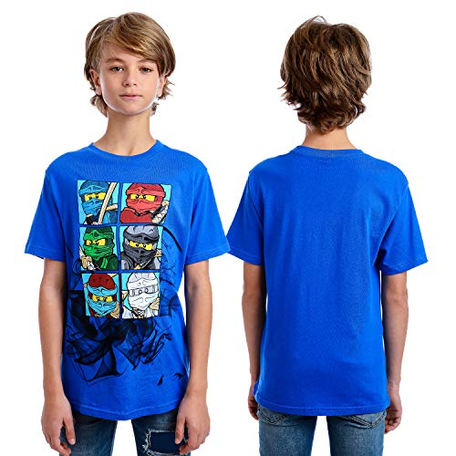 Lego Ninjago T-Shirt - Anything Movie T-shirts Say