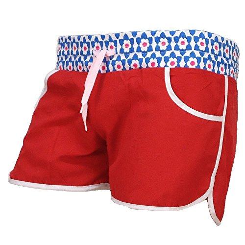 FOREVER - Shorts - para mujer Rojo
