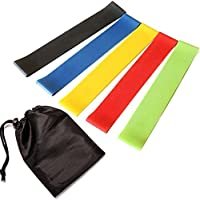 Exercise Fitness Resistance Band Mini Loop Bands,...