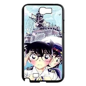 Detective Conan Samsung Galaxy N2 7100 Cell Phone Case Black gift pp001_9456981