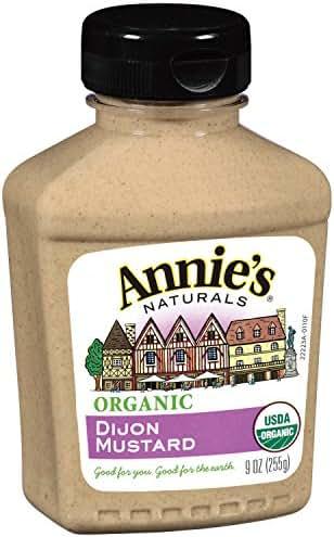 Mustard: Annie's Organic Dijon