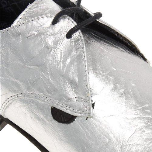 Underground - Chaussures basses à lacets - Winkelpickers - argenté