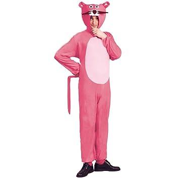 NET TOYS Disfraz de la Pantera Rosa   Rosa en Talla M (ES 48/50)  