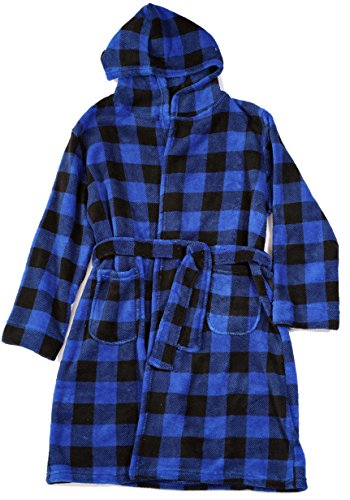 Prince of Sleep Fleece Robe Robes for Boys 75508-1C-14-16 by Prince of Sleep
