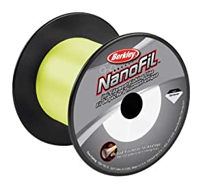 Amazon Com Berkley Nanofil Monofilament Fishing Line Sports Amp Outdoors
