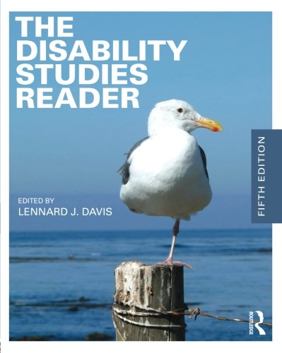 The Disability Studies Reader ()