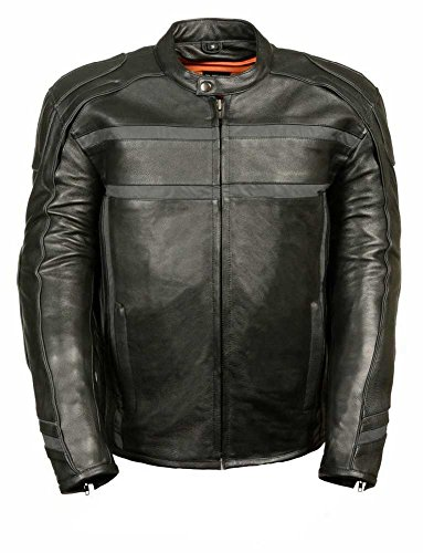 First Leather Motorcycle Jacket - 1