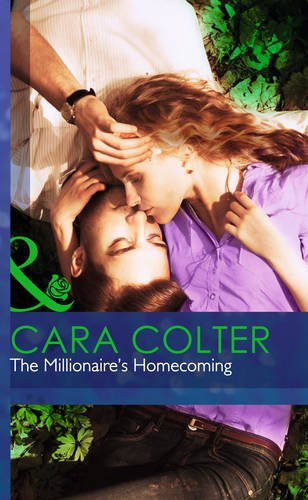 book cover of The Millionaire\'s Homecoming