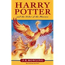 Harry Potter And The Order Of The Phoenix by Rowling. JK Published by Bloomsbury Juvenile UK (2003) Hardcover