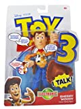 Disney Pixar Toy Story 3 Movie Series 8 Inch Tall Electronic Deluxe Talking F...
