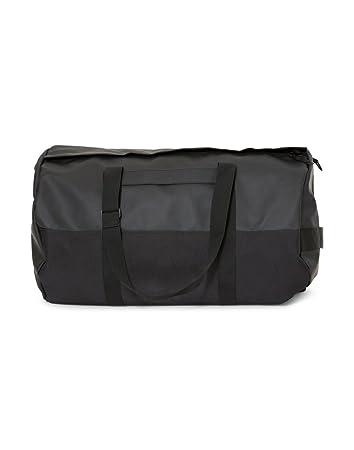 8aa270fab09 Amazon.com | Rains Travel Travel Duffle, 62 cm, 90 liters, Black ...