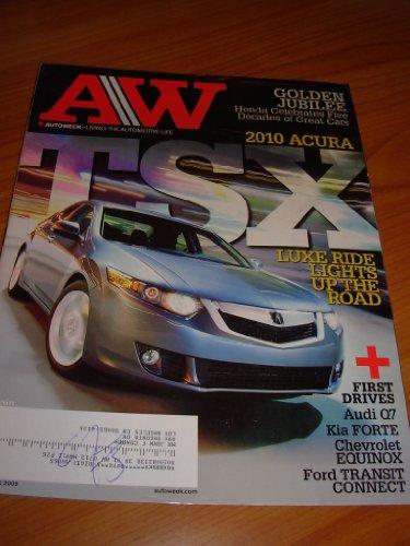 Auto Week July 13, 2009 Chevrolet EQUINOX