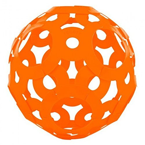 FOOOTY Travel Ball, Orangje, Orange