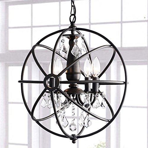 Jojospring Antique 4 light Crystal Chandelier product image