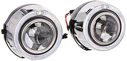 Spec D Tuning LFP RND YL Projector Lights