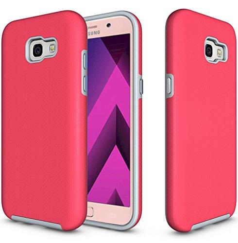 Slim Shockproof Case for Samsung Galaxy A5 (Pink) - 6
