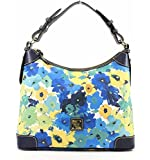 Dooney & Bourke Floral Hobo